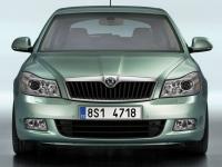 Škoda Octavia II – solární čelní sklo za cenu standardního